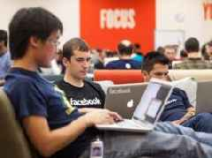 Google and Facebook have similar rules on asking out coworkers: You only get one chance