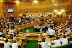 Issue of ceasefire violation by Pakistan and subsequent killing of army personnel  rocks J&K Assembly