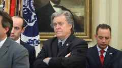 Bannon Reportedly To Skip Testifying Before House Panel