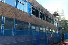 St Peter's School fire: Contractor to foot cost of damage after blaze tears through new classroom block