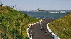 Starting in May 2018, You Can Spend the Night on Governors Island in NYC - Collective Governors Island will offer glamping in the New York Harbor.