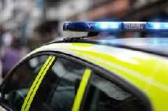 Woman in electric wheelchair is involved in a collision with a car in Horninglow Road, Burton