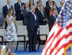 Trump's Bastille Day-Like Military Parade Ignores Its Intent and French Revolution