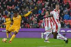 Stoke City fans take to Twitter to blast Potters' first-half display