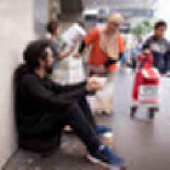 Homeless crisis: 80% to 90% of homeless people turned away from emergency housing