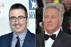 John Oliver on Why He Confronted Dustin Hoffman About Sexual Assault Allegations