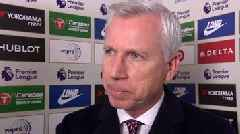Alan Pardew: West Brom manager disappointed with defeat to 'vulnerable' Chelsea