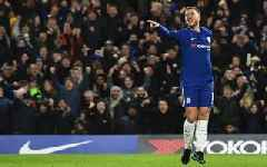 Conte admits relief as Hazard inspires gloom-lifting victory