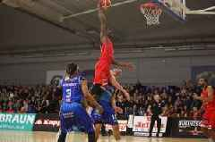 Leicester Riders clash at Sheffield 'one of the best games I've ever been involved in'
