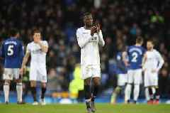 Roy Hodgson calls for more of the same despite Crystal Palace striker's struggle in front of goal continuing at Everton