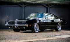 Bullit Spec 1960 Dodge Charger Gift from Demi Moore to Bruce Willis on Sale