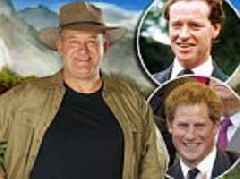 Diana's butler Paul Burrell on Prince Harry's real father