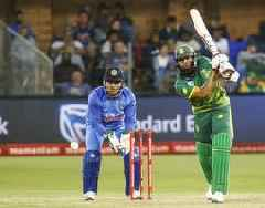 India clinch series after defeating South Africa in 5th ODI