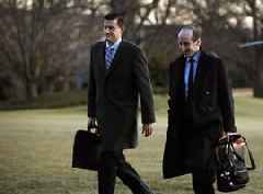 White House Aide Porter Was Up For Promotion Despite Domestic Abuse Allegations
