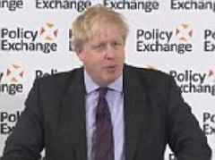 Boris Johnson admits anger at Brexit is 'hardening'