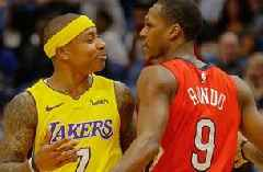 Cris Carter's message to Rajon Rondo after his fight with Isaiah Thomas: 'Stop being petty, man!'