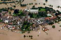 Revealed: £70,000 donated by the public to help flood victims has been sat in a pot for more than a decade