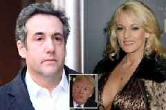 Donald Trump's lawyer 'paid $130,000 to porn star who claims she had an affair with the president'