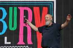 Glastonbury Festival founder Michael Eavis vows to continue fundraising for wonderful Oxfam as actress Minnie Driver and Archbishop Desmond Tutu end their support for charity
