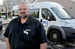 Our People: Brian Doig hard at work with dedicated service to East Kilbride Dementia Carers Group
