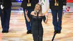 National anthem at NBA game prompts cries of foul