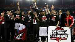 Louisville To Vacate Men's Basketball National Title After NCAA Ruling