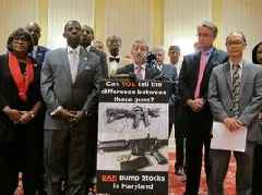 Trump Proposes Ban On 'Bump Stock' Devices