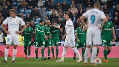 Real Madrid Aims to Exact Revenge for Copa Del Rey Ouster vs. Leganes