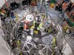 Jeff Bezos reveals footage of 10,000 year clock