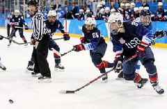 No love lost as women's US hockey team prepares for Canada in gold medal game
