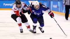US Women's Hockey Wins First Olympic Gold In 20 Years