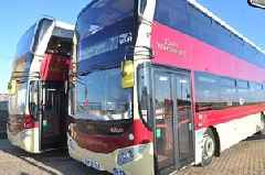 Shock as missile hurled at bus full of passengers in Hull
