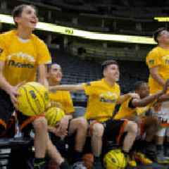 """The Western Union Foundation Presents Nuggets """"Court of Dreams"""" Experience to Denver West High School Basketball Teams"""