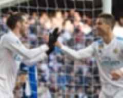 Real Madrid 4 Alaves 0: Ronaldo at the double as 'BBC' delight