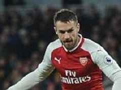 Aaron Ramsey wants major pay rise to stay at Arsenal
