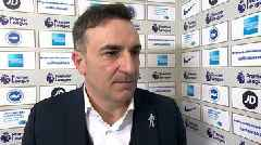 Brighton 4-1 Swansea: Tactical 'risks' didn't pay off - Carlos Carvalhal