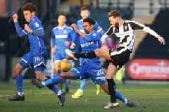Jorge Grant proves 'form is temporary, class is permanent' as he hits Notts County winner against Stevenage
