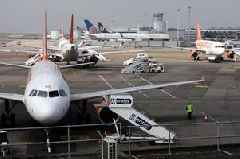 Bristol Airport evacuated leaving passengers out in the cold and delayed flights