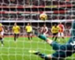 Sixteenth time lucky: Cech finally saves a penalty for Arsenal!