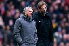 Jose Mourinho says something very surprising about Liverpool boss Jurgen Klopp