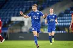 Leicester City under-23s suffer a glitch, but Claude Puel is still delighted with progress