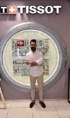 Tissot, the Renowned Swiss Watch Brand Launched its New Boutique with Brand Ambassador Virat Kohli