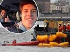 Family of East River helicopter crash victim sue aviation company