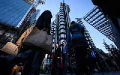 Demand for office space in London is up 76 per cent on last year