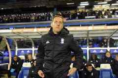 Inside Garry Monk's managerial methods as Birmingham City fight for survival