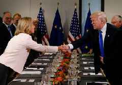 Europe sees Trump itching to leave Iran nuclear deal