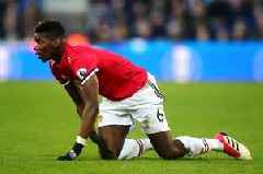 Manchester United star Paul Pogba 'cannot be happy' at Old Trafford insists France boss Didier Deschamps