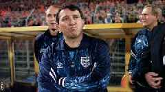 Graham Taylor: When England's World Cup hopes were ended by Koeman in Rotterdam