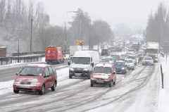 Latest weather forecast shows snow expected to hit Staffordshire on Tuesday, Wednesday and Friday