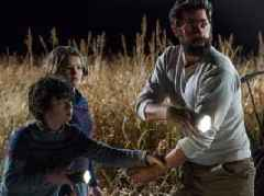 'A Quiet Place' scares up $50 million to win the weekend box office (VIA)